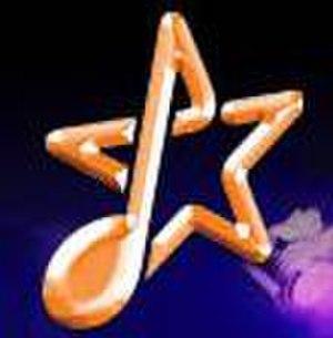 New Talent Singing Awards - Logo of NTSA from 1982 to 1996.