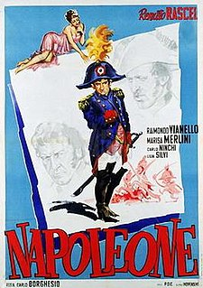 <i>Napoleon</i> (1951 film) 1951 film by Carlo Borghesio