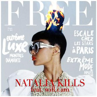 Free (Natalia Kills song) - Image: Natalia Kills Free (UK 2011)