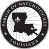 Official seal of Natchitoches Parish, Louisiana