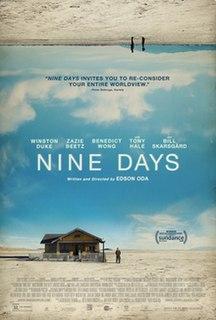 <i>Nine Days</i> (film) 2020 film by Edson Oda