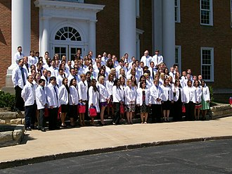 Kent State University College of Podiatric Medicine - OCPM class of 2012.