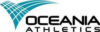Oceania Athletics Association - Image: Oceania Athletics Logo