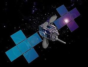 Optus (satellite) - Image: Optus C1