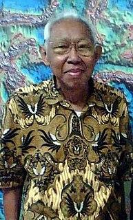 Otto Soemarwoto Indonesian scientist (1926-2008)