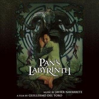 Pan's Labyrinth - Image: Pan'slabyrinthsndtrk