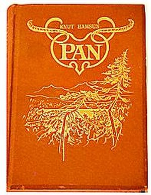 Pan (novel) - Early edition cover