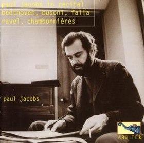In mémoriam Paul Jacobs (1930-1983)discographie 280px-Paul_Jacobs_in_Recital_-_Arbiter_130