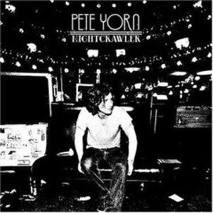 Nightcrawler (album) - Image: Pete Yorn Nightcrawler