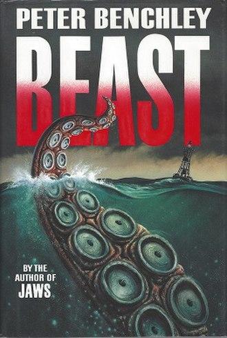 Beast (Benchley novel) - Image: Peterbenchleybeast