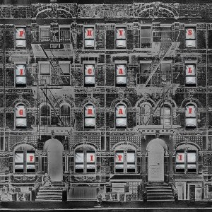 Led Zeppelin Deluxe Edition - Image: Physical Graffiti Reissue