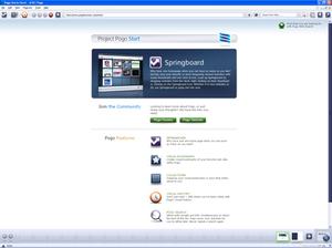 AT&T Pogo - Image: Pogo Browser