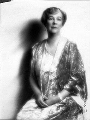Elizabeth Eaton Burton - Image: Portrait of Elizabeth Eaton Burton