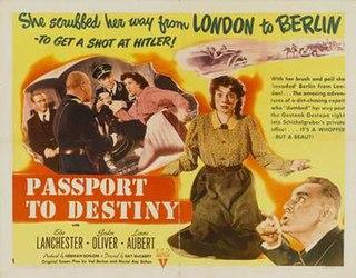 <i>Passport to Destiny</i>