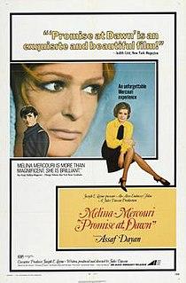 <i>Promise at Dawn</i> 1970 film