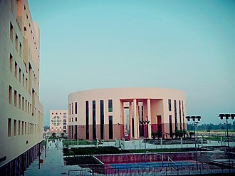 Rajiv Gandhi Institute of Petroleum Technology - Central Library