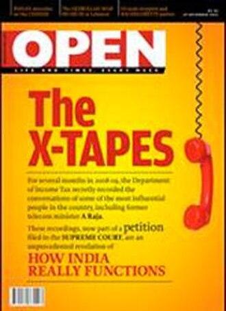 OPEN (magazine) - Image: Radia Tapes