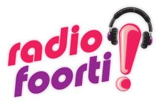 Radio Foorti - Image: Radio foorti
