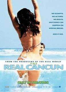 <i>The Real Cancun</i> 2003 film