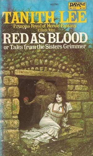 Red as Blood, or Tales from the Sisters Grimmer - Image: Red as blood