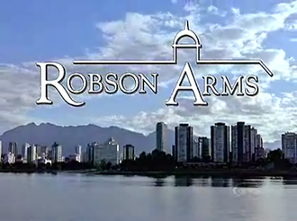 Robson Arms - Robson Arms title screen