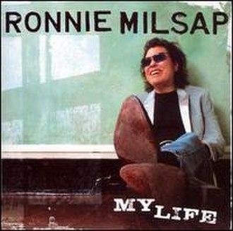 My Life (Ronnie Milsap album) - Image: Ronnie milsap my life