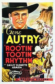 <i>Rootin Tootin Rhythm</i> 1937 film by Mack V. Wright