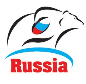 Russia women's national rugby sevens team - Image: Russiarugbyicon