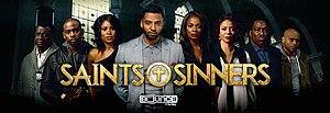 Saints & Sinners (2016 TV series) - Image: Saints & Sinners TV