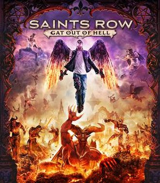 Saints Row: Gat out of Hell - Image: Saints Row Gat Out of Hell