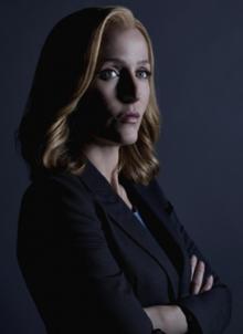 Dana Scully - Wikipedia