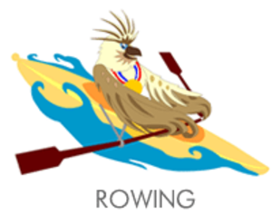 Rowing at the 2005 Southeast Asian Games - Rowing at the 2005 Southeast Asian Games logo