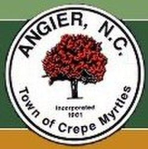 Angier, North Carolina - Image: Seal of Angier, North Carolina