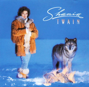 Shania Twain (album) - Image: Shania Twain album