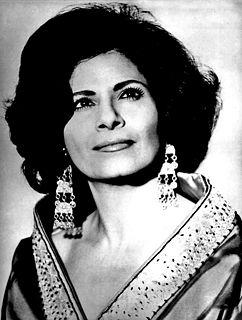 Shoshana Damari Yemeni-Israeli singer