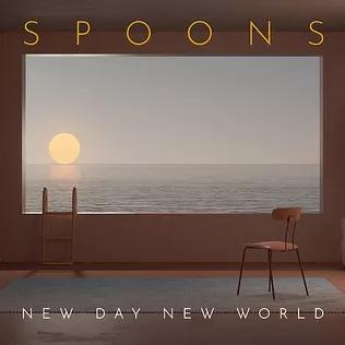 <i>New Day New World</i> 2019 studio album by Spoons