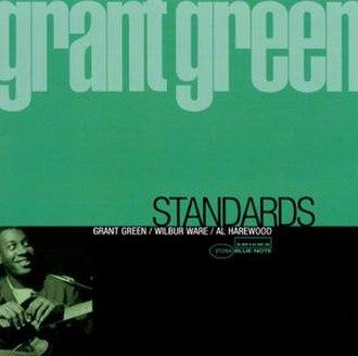 Remembering (Grant Green album) - Image: Standards (Grant Green album)