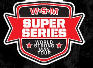 Strongman Super Series - The official logo of World Strongman Super Series 2010