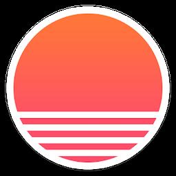 Sunrise Calendar Logo