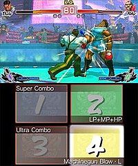 Super Street Fighter Iv 3d Edition Wikipedia