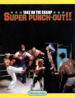 <i>Super Punch-Out!!</i> (arcade game) 1985 video game