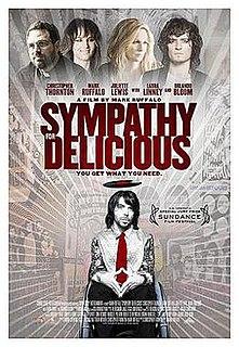 <i>Sympathy for Delicious</i> 2010 film by Mark Ruffalo