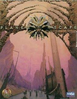 <i>Planescape Campaign Setting</i>