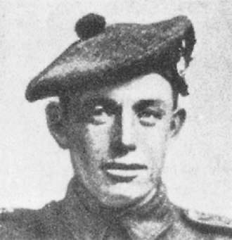 Ayrshire (Earl of Carrick's Own) Yeomanry - Thomas Caldwell VC