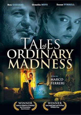 Tales of Ordinary Madness - Image: Tales of Ordinary Madness