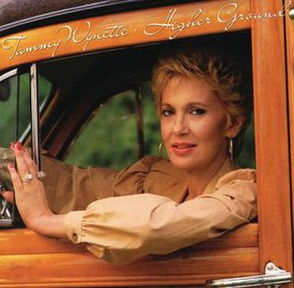 Higher Ground (Tammy Wynette album) - Image: Tammy+Wynette Higher+Ground