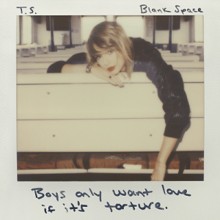 Taylor Swift - Blank Space (Official Single Cover) .png