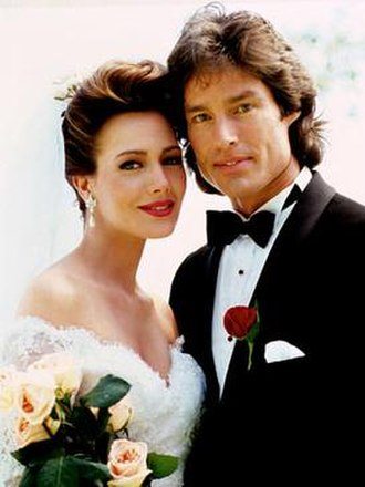 Taylor Hayes (The Bold and the Beautiful) - Image: Taylor and Ridge