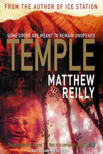 Temple (novel) - Image: Temple novel