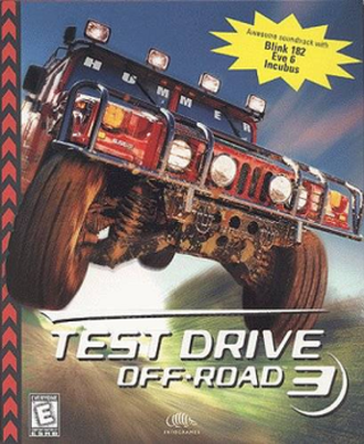 Test Drive: Off-Road 3 - Image: Test Drive Off Road 3 cover
